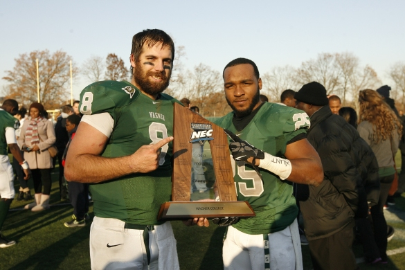 Wagner staked claim to the 2012 NEC title, but there will be a new conference champion in 2013. Who will it be?