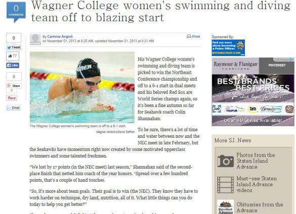 wag swim