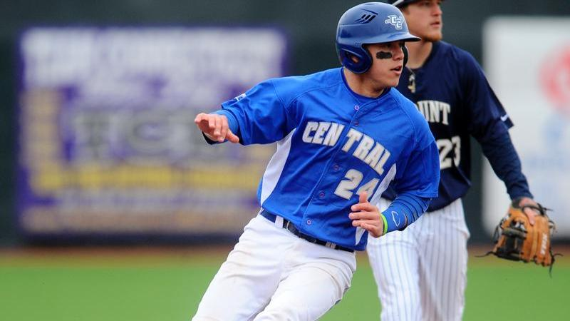 CCSU senior Josh Ingham has been productive at the plate and on the bump this spring.
