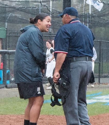 Bryant assistant coach Bianca Mejia helped LIU Brooklyn to two NCAA Tournament wins as a player in 2010.
