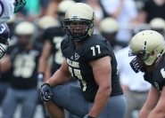 Bryant DE Jeff Covitz, a Second Team selection, ranked amongst the FCS top-5 leaders in TFL and ended his career as the all-time #NECFB sacks king.