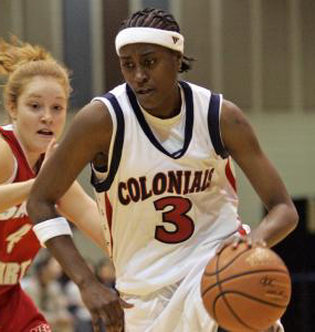 Sade Logan's 2007-08 season was one of the best in NCAA Division I annals. She averaged 24.7 ppg and sank 126 triples.