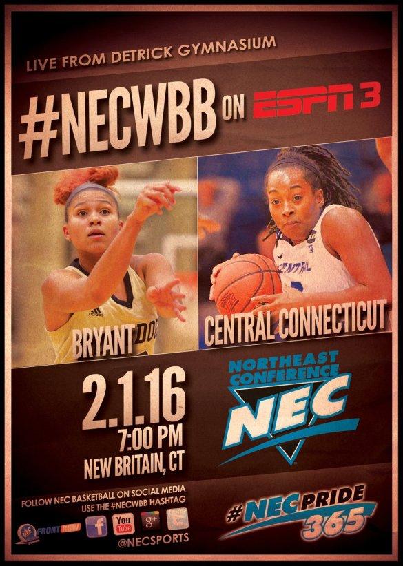 #NECWBB Promo Poster (2/1)