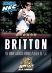 Lacrosse - Nicole Britton (BRY)