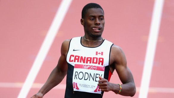 LIU Brooklyn alumnus Brendon Rodney (PHOTO: CBC Sports)