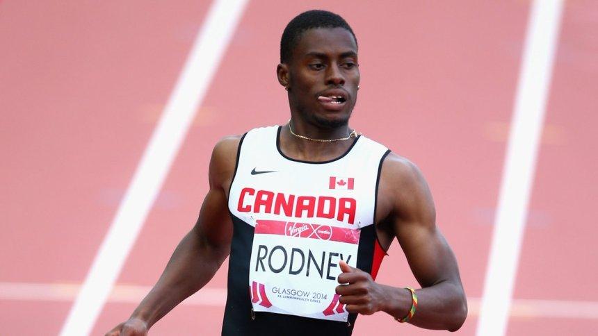 LIU Brooklyn alumnus Brendon Rodney (PHOTO: CBC Sports)
