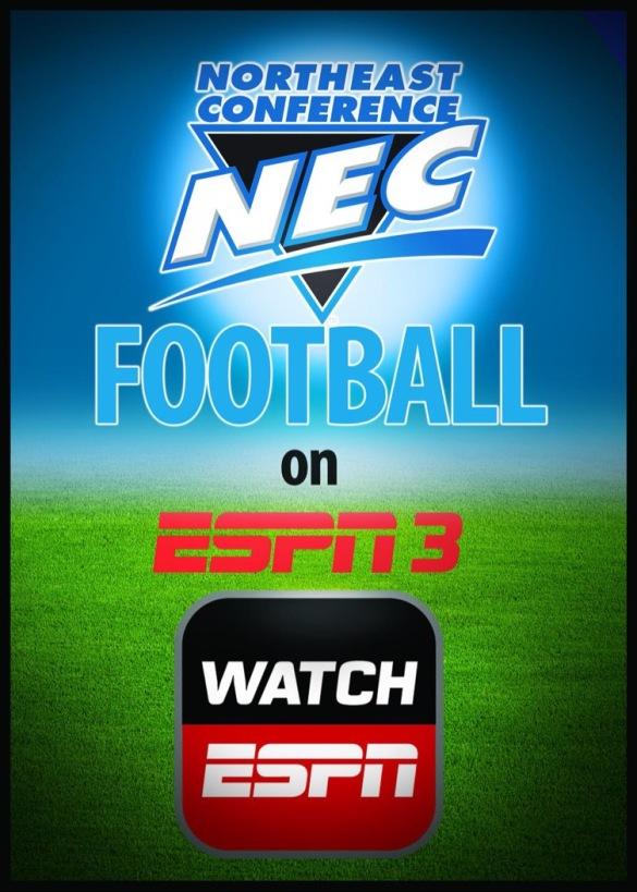 #NECFB on ESPN3