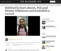 Williamson Bal Sun Article Screenshot