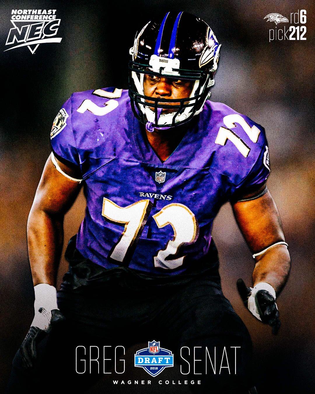 Greg Senat NFL Jersey
