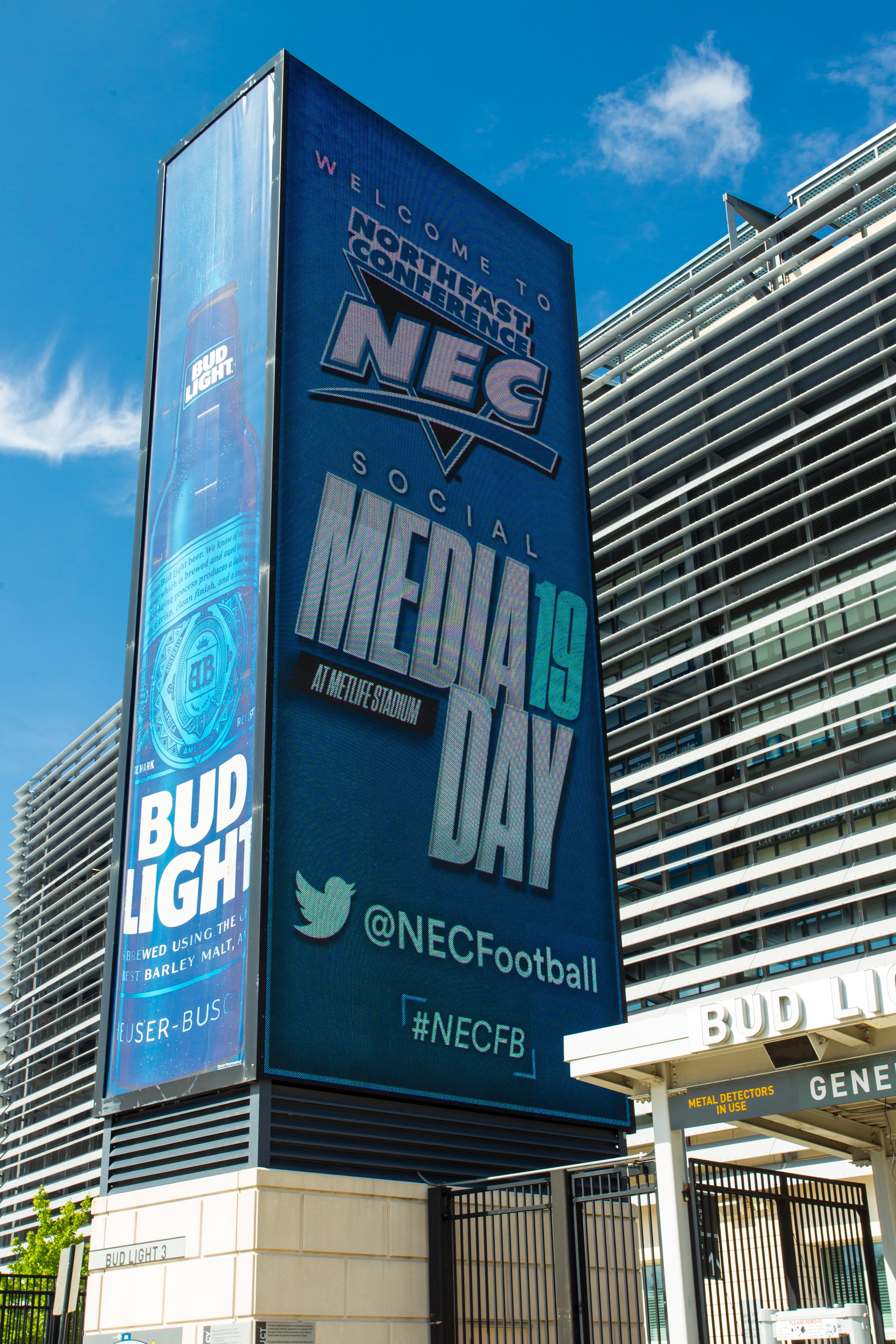 NECPride Plentiful at #NECFB Social Media Day | NEC Overtime